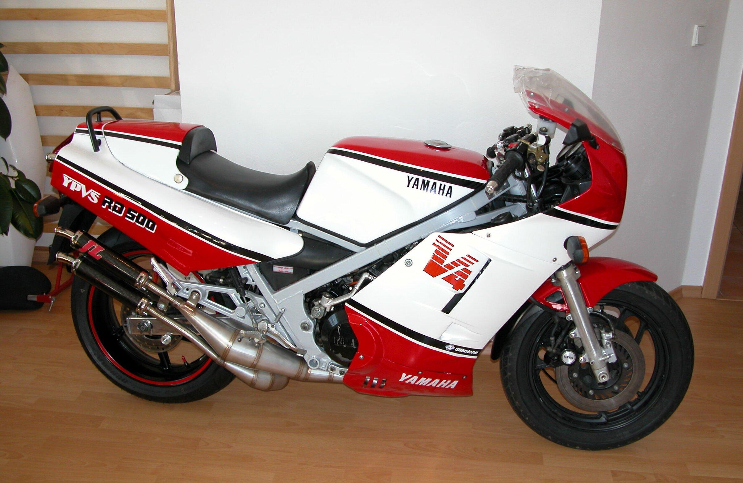 youngtimershop at - RZ500/RD500 GP style, JL Design